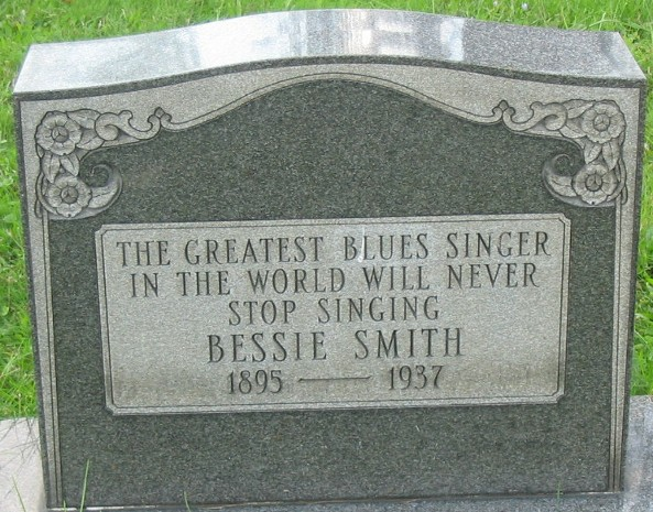 Grave Stone bought by Janis Joplin