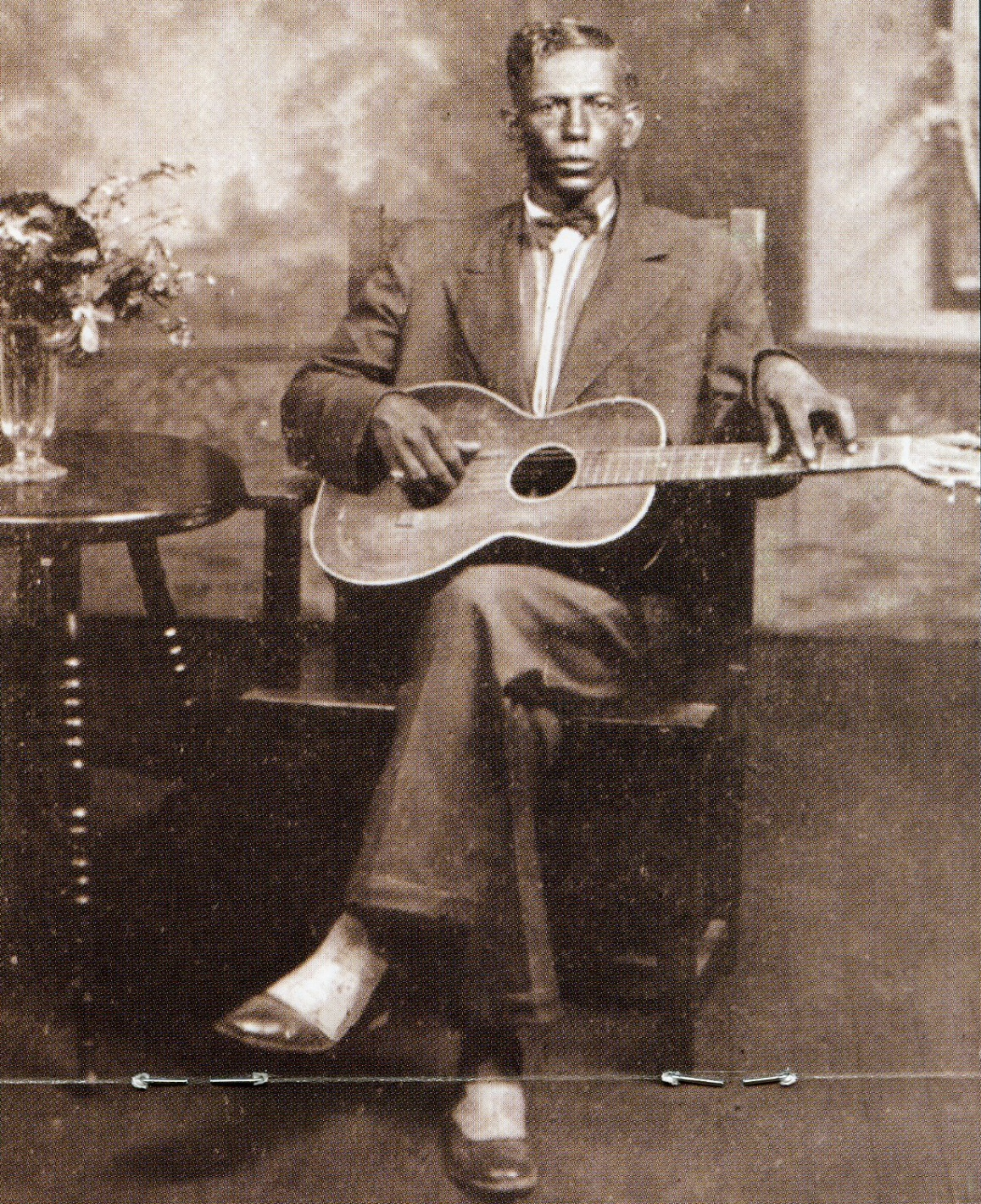 Father of the Blues Charlie Patton