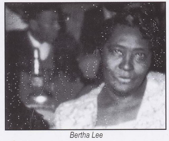 Bertha Lee